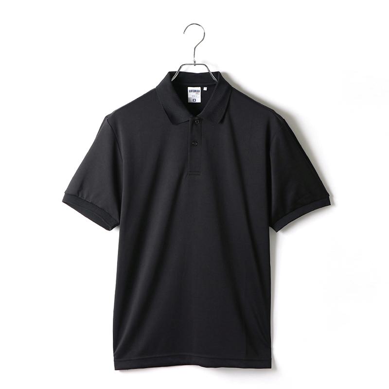 4.6ozクールコアポロシャツ