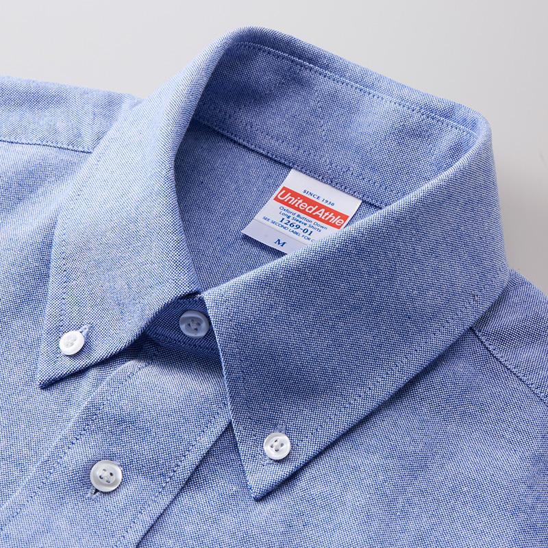 オックスフォードBDロングスリーブシャツ