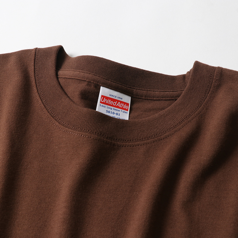 5.6ozロングスリーブTシャツ