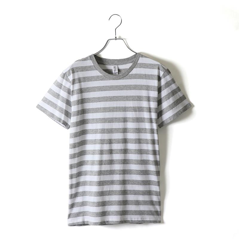 4.3ozボーダーTシャツ