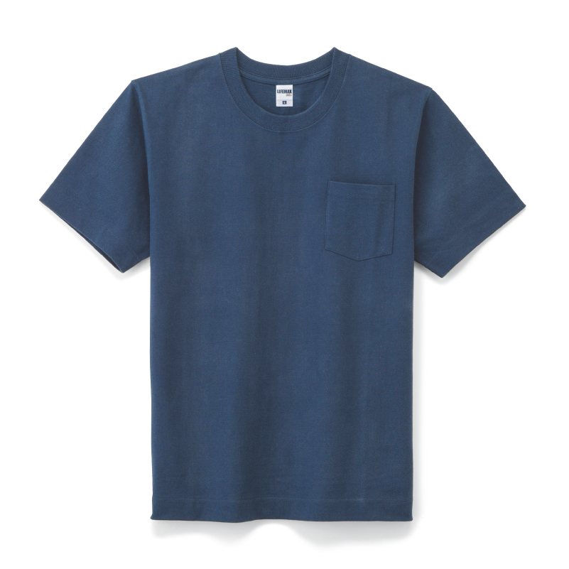 10.2ozスーパーヘビーウェイトポケットTシャツ