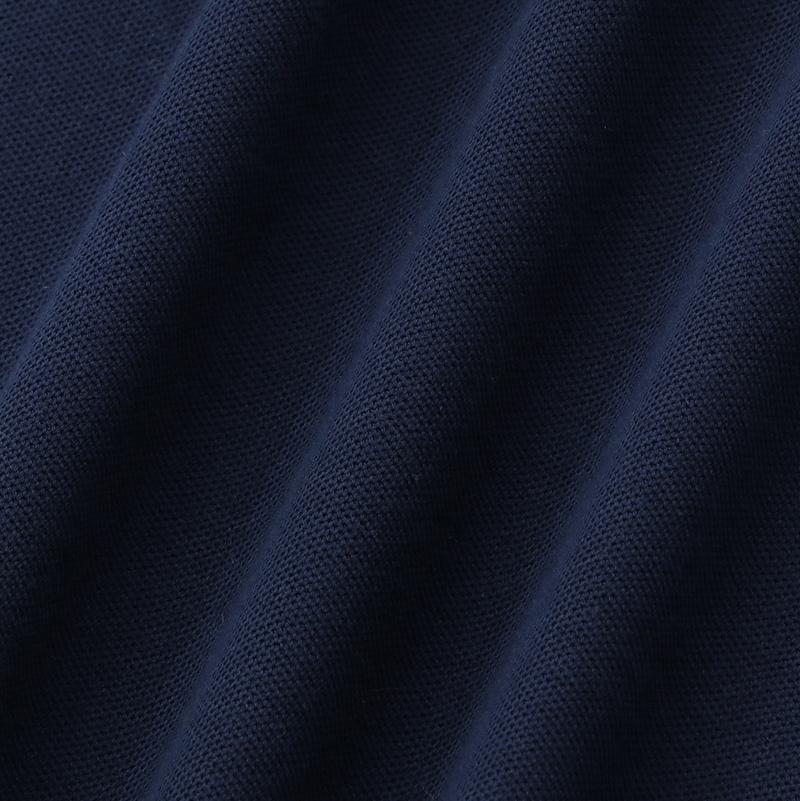 5.8ozベーシックラインポロシャツ
