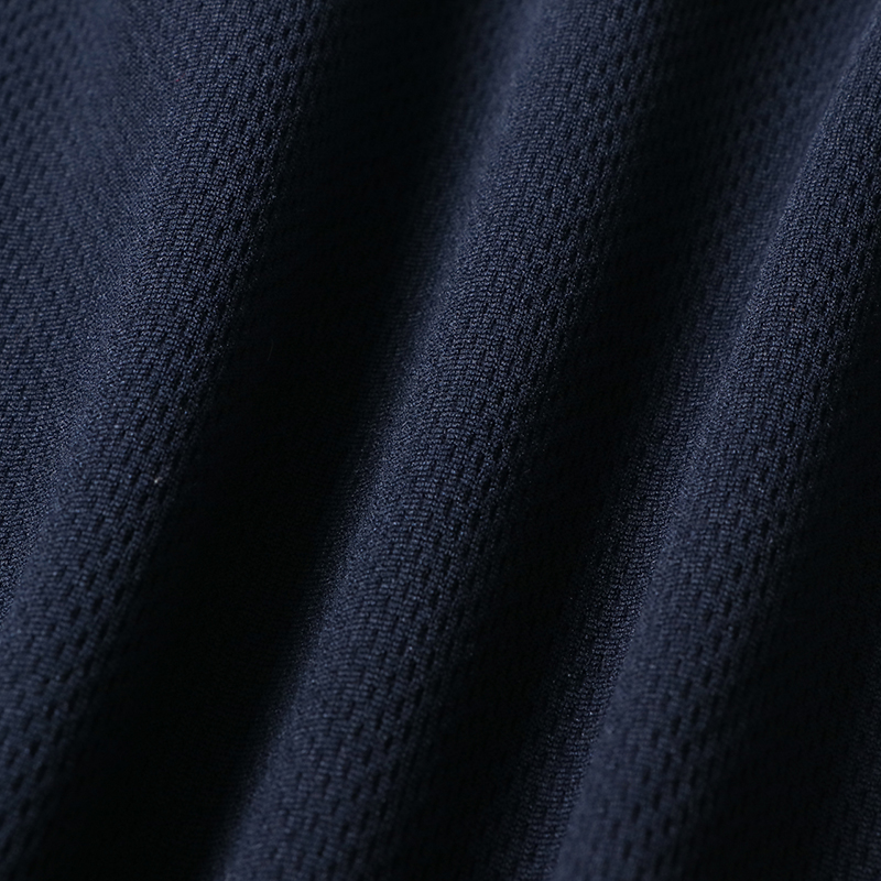 4.3ozダブルフェイスBDポロシャツ
