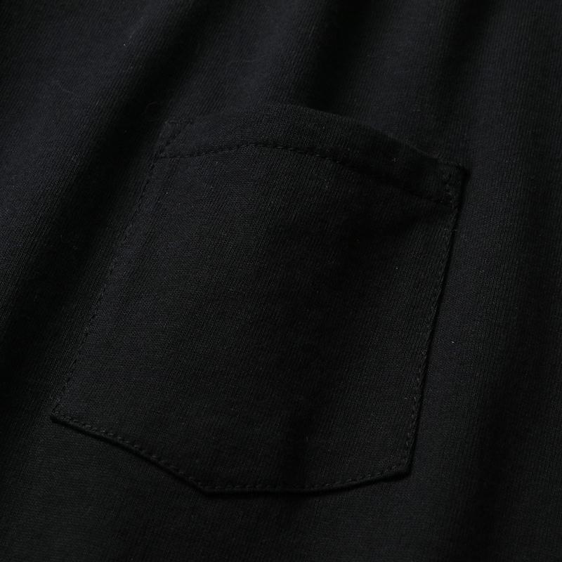7.1ozスーパーヘビーウェイトポケットTシャツ