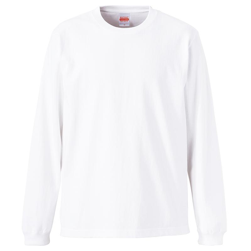 7.1ozスーパーヘビーウェイトロングスリーブTシャツ