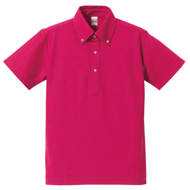5.3ozドライカノコユーティリティBDポロシャツ