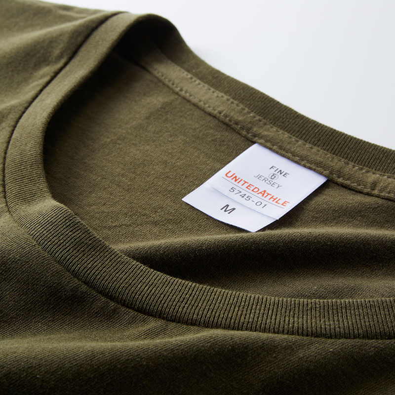 4.7ozファインジャージーTシャツ