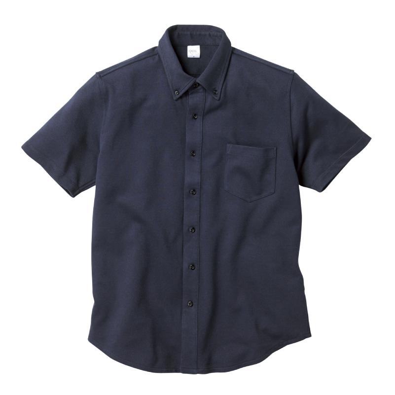 商品画像5.9ozビズスタイルニットシャツ