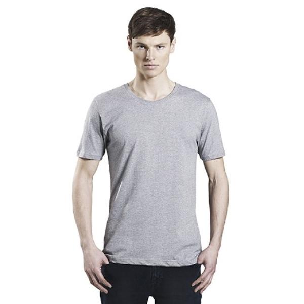 オーガニックメンズスリムフィットTシャツ