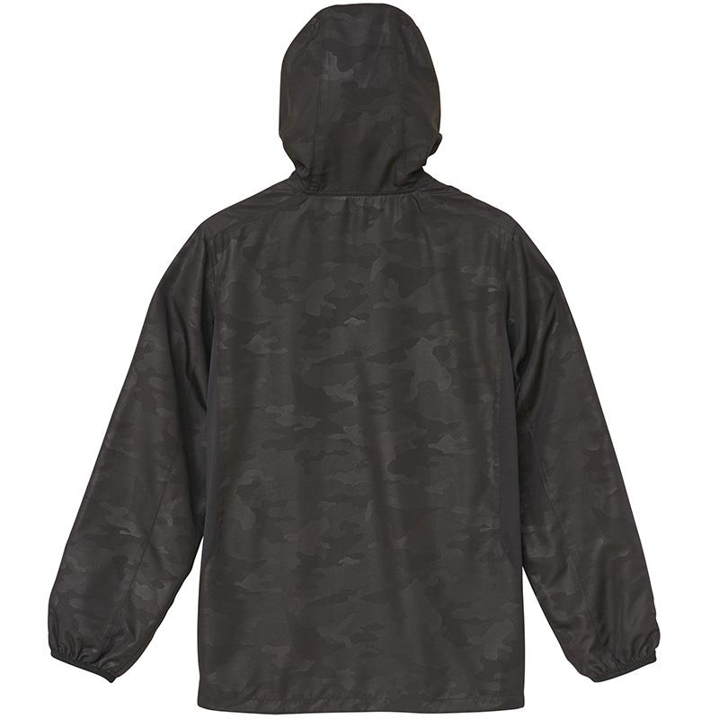 マイクロリップストップジップジャケット