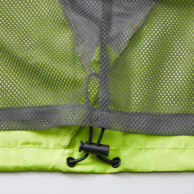 マイクロリップストップスタンドジャケット