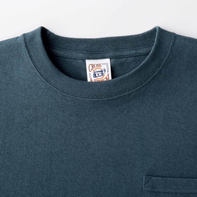 6.2ozマックスウェイトポケットTシャツ