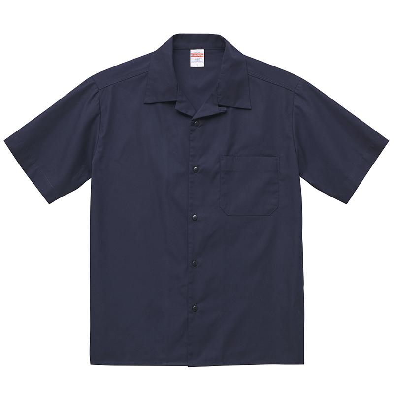 TCオープンカラーシャツ