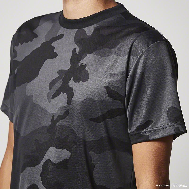 4.1ozドライカモフラージュTシャツ