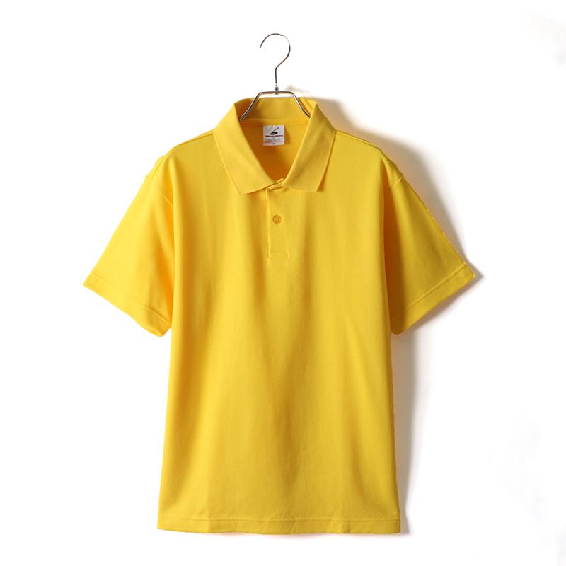 4.3ozアクティブポロシャツ