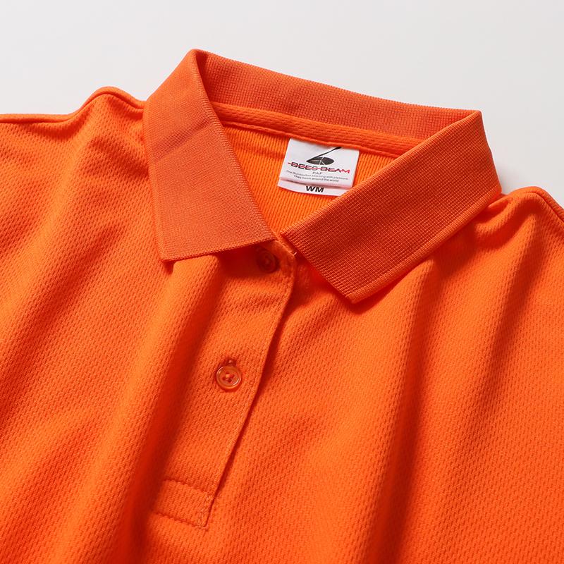 4.3ozレディースアクティブポロシャツ