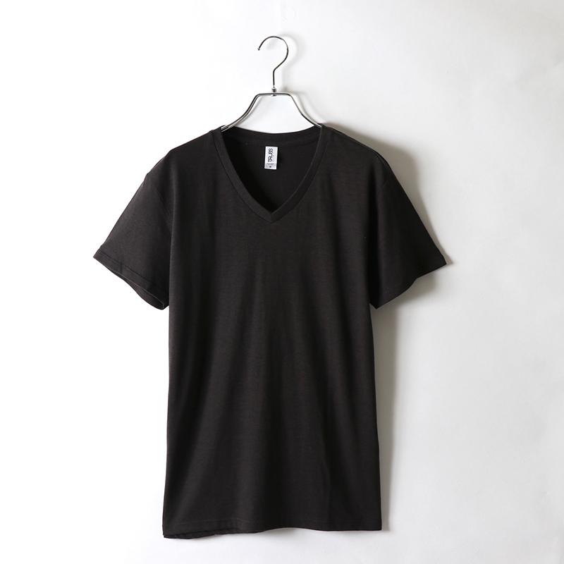 4.4ozトライブレンドVネックTシャツ