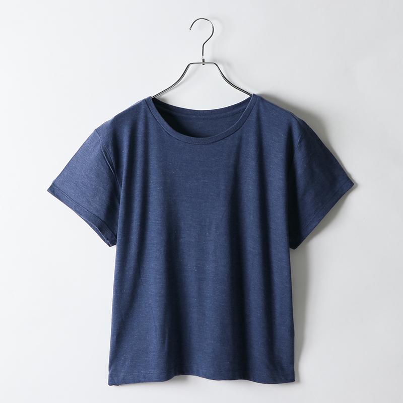 4.4ozトライブレンドレディースワイドTシャツ