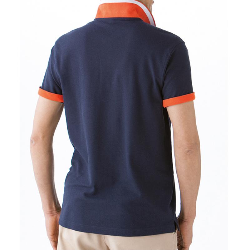 2WAYスタイルポロシャツ