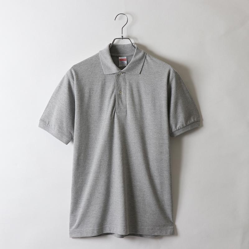 6.0ozヘビーウェイトコットンポロシャツ