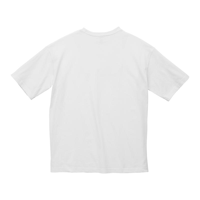 5.6ozビッグシルエットTシャツ