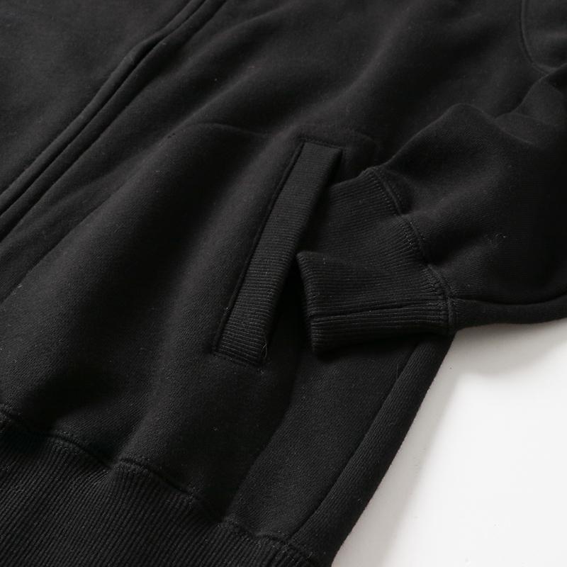10.0ozフルジップトラックジャケット