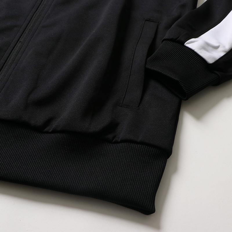 7.0ozスタンドカラートラックジャケット