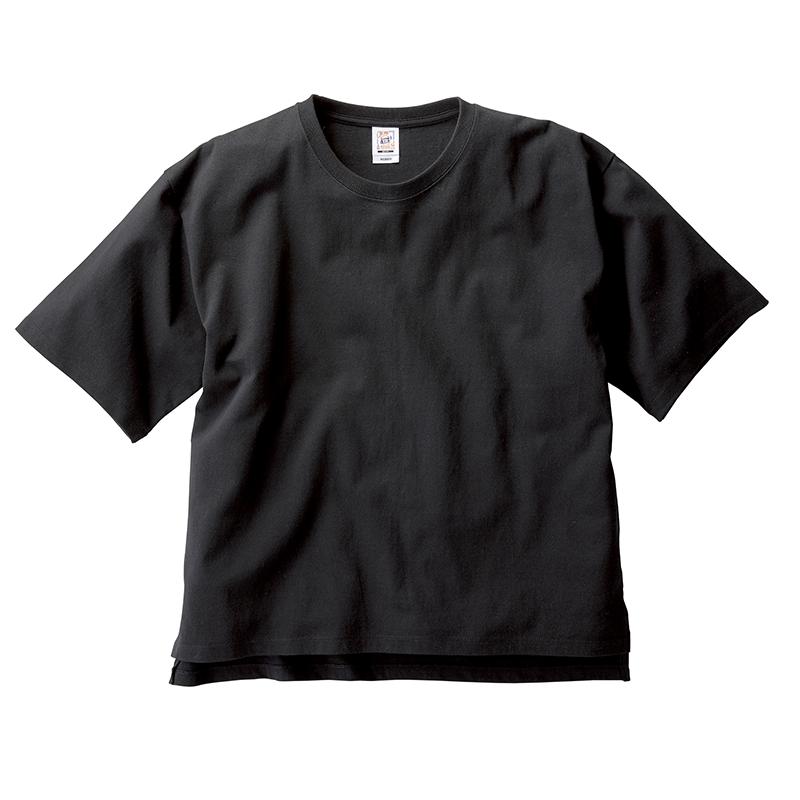6.2ozマックスウェイトビッグシルエットTシャツ