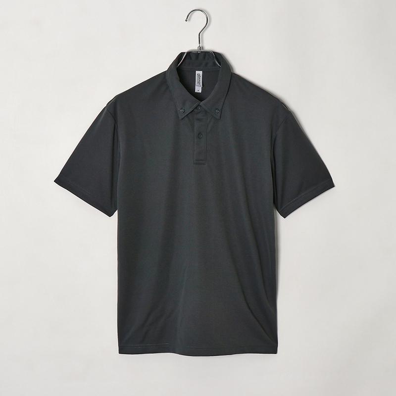 4.4ozドライBDポロシャツ