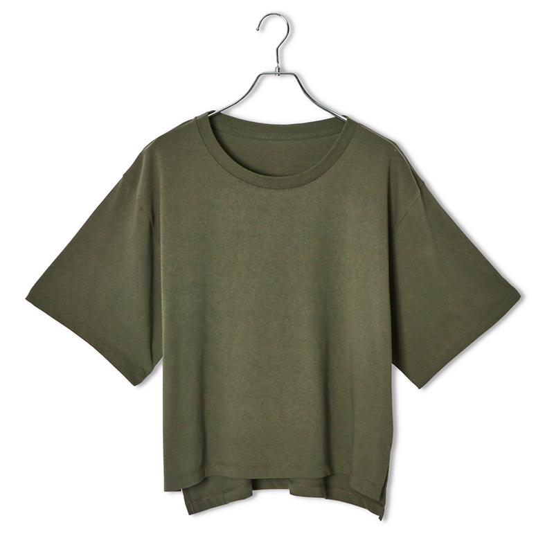商品画像6.2ozレディースオーバーサイズTシャツ