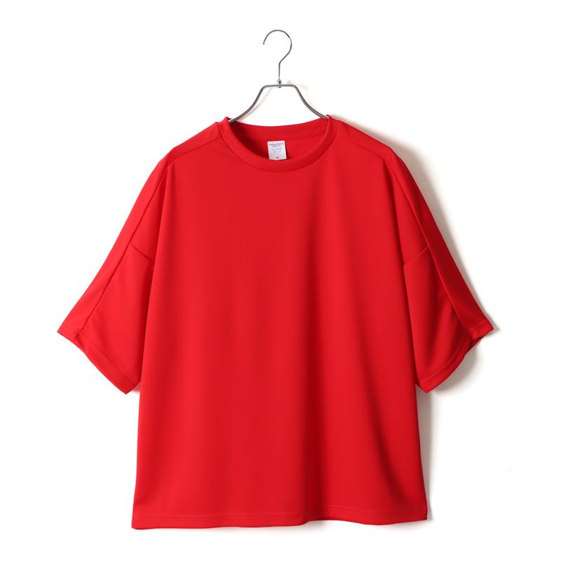 4.1ozドライアスレチックルーズフィットTシャツ